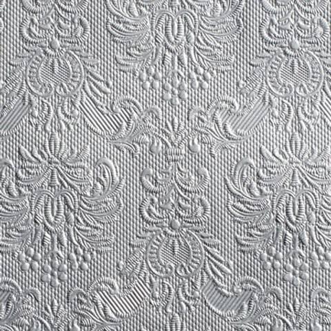 Bilde av Servietter Elegance Middag Sølv 15stk