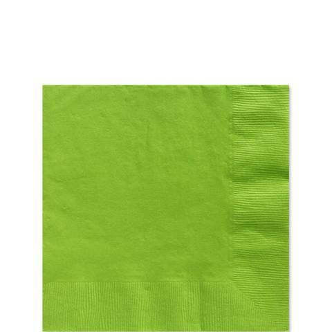 Bilde av Servietter Kaffe Lime Grønne 125 stk