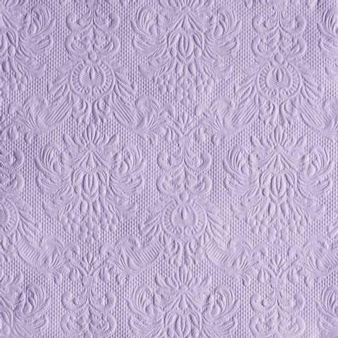 Bilde av Servietter Elegance Middag Lavendel 15stk