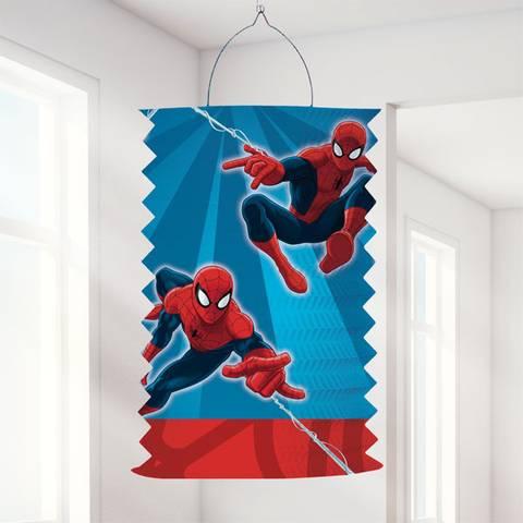Bilde av Spiderman Papir Lanterne