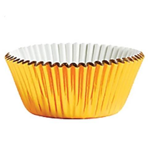 Bilde av Muffinsformer Gull 24stk
