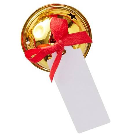 Bilde av Merry & Bright Gullbjelle Bordkort Holder 4cm 6stk