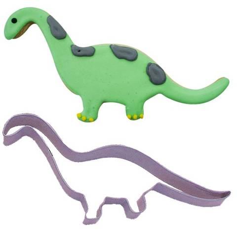 Bilde av Kakeform Brontosaurus 15cm 1stk